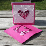 Recycled Can Cherry Cola Card
