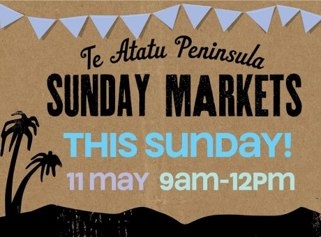 Mother's Day Te Atatu Sunday Markets